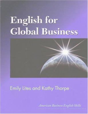 English for Global Business: An Intermediate-Level Course 9780472084876