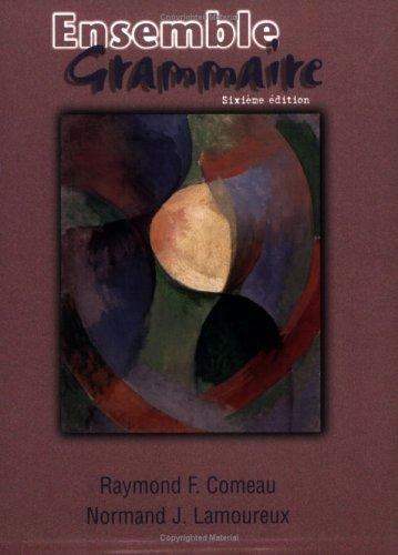 Ensemble, Grammaire 9780470002889