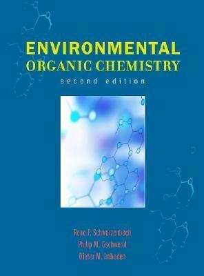 Environmental Organic Chemistry 9780471357506
