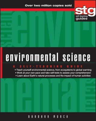 Environmental Science: A Self-Teaching Guide 9780471269885