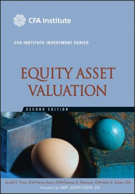 Equity Asset Valuation 9780470571439