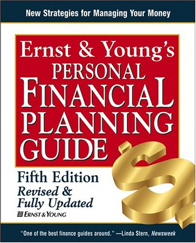 Ernst & Young's Personal Financial Planning Guide 9780471687245