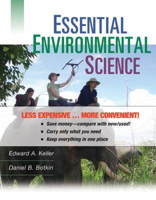 Essential Environmental Science 9780470279847