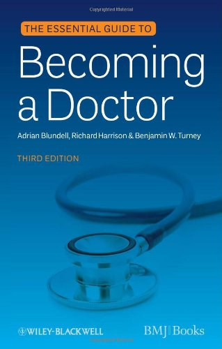 Essential Guide to Becoming a Doctor 9780470654552