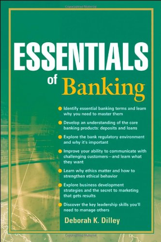 Essentials of Banking 9780470170885