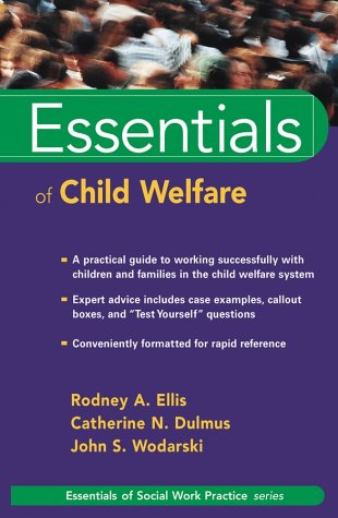 Essentials of Child Welfare 9780471234234