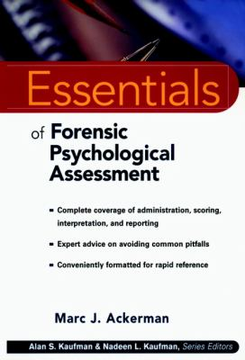 Essentials of Forensic Psychological Assessment 9780471331865
