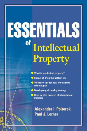 Essentials of Intellectual Property 9780471209423