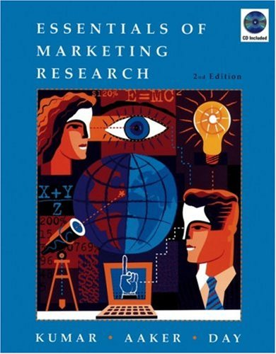 Essentials of Marketing Research [With CDROM] 9780471412359