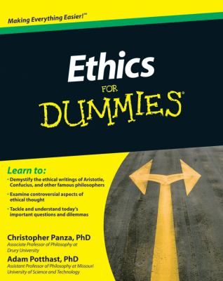Ethics for Dummies 9780470591710
