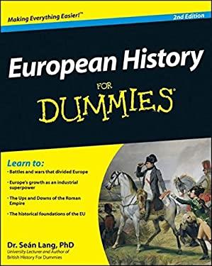 European History for Dummies 9780470978184