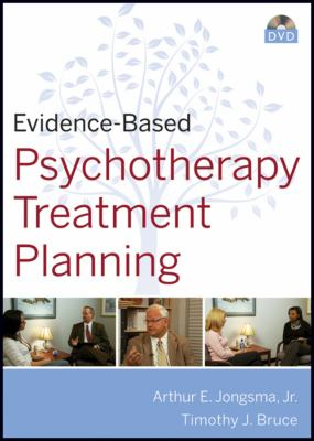 Evidence-Based Psychotherapy Treatment Planning 9780470415054