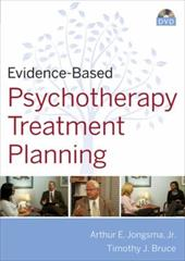 Evidence-Based Psychotherapy Treatment Planning DVD, Workbook, and Facilitator's Guide Set 1529584