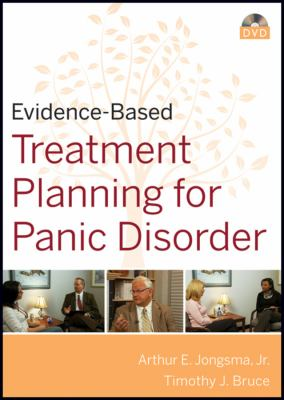 Evidence-Based Treatment Planning for Panic Disorder 9780470417935