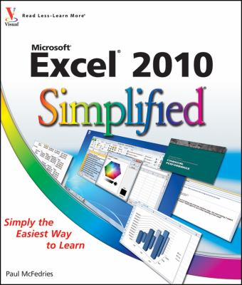Excel 2010 Simplified 9780470577639