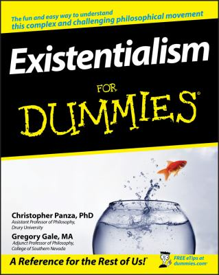 Existentialism for Dummies 9780470276990