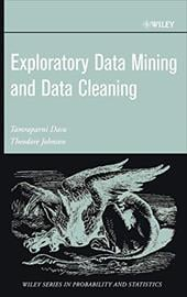 Exploratory Data Mining and Data Cleaning