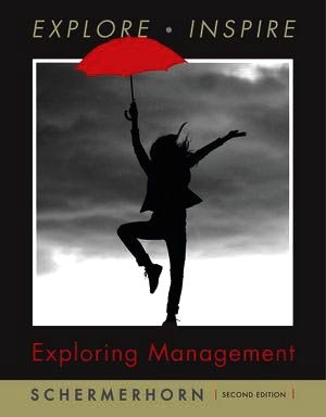 Exploring Management 9780470169643