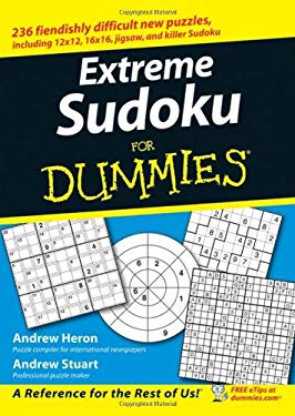 Extreme Sudoku for Dummies 9780470116272