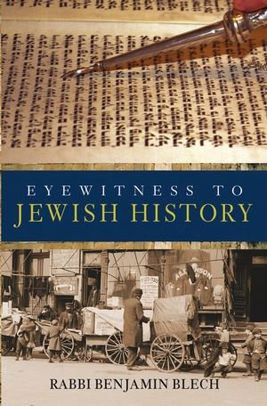 Eyewitness to Jewish History 9780471462330