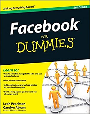 Facebook for Dummies 9780470527610