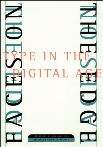 Faces on the Edge: Type in the Digital Age 9780471287612