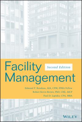 Facility Management 9780471700593