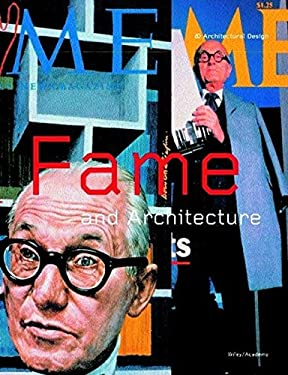 Fame and Architecture 9780470842294