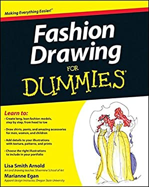 Fashion Drawing for Dummies 9780470601600