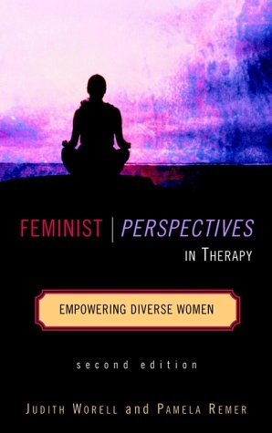 Feminist Perspectives in Therapy: Empowering Diverse Women 9780471374367