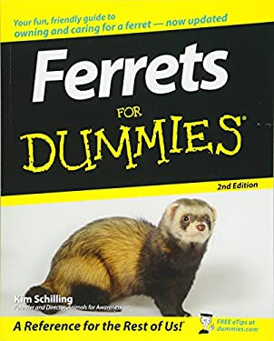 Ferrets for Dummies 9780470139431
