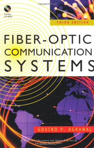 Fiber-Optic Communication Systems [With CDROM] 9780471215714