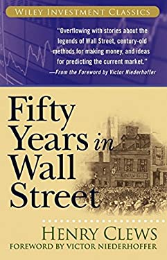 Fifty Years in Wall Street 9780471772033