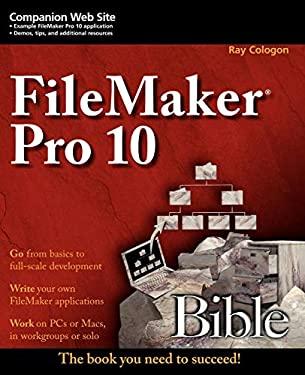 FileMaker Pro 10 Bible 9780470429006