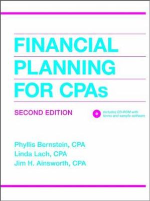 Financial Planning for CPAs 9780471323594