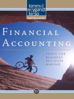 Financial Accounting: Tools for Business Decision Making 9780470239803