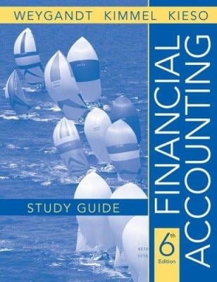 Financial Accounting, Study Guide 9780470175880