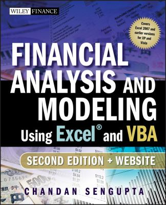 Financial Analysis and Modeling Using Excel and VBA [With CDROM] 9780470275603
