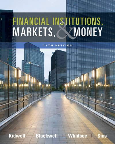 Financial Institutions, Markets, and Money 9780470561089