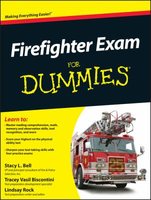 Firefighter Exam for Dummies 9780470769461