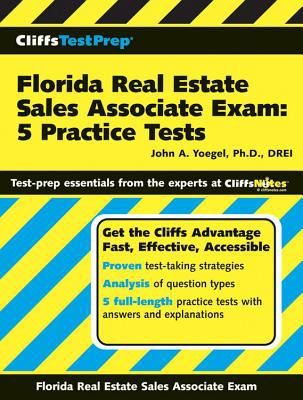 Florida Real Estate Sales Associate Exam: 5 Practice Tests 9780470037003