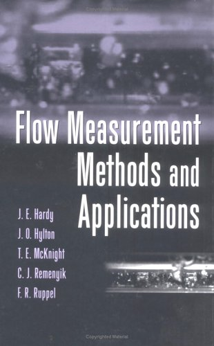 Flow Measurement Methods and Applications 9780471245094