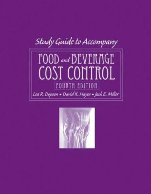 Food and Beverage Cost Control Study Guide 9780470140581