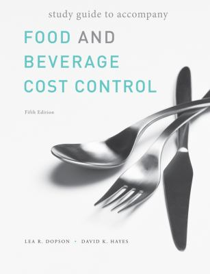 Food and Beverage Cost Control 9780470251386