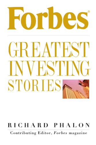 Forbes Greatest Investing Stories 9780471484912