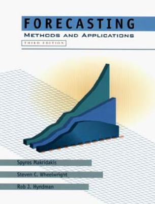 Forecasting: Methods and Applications 9780471532330
