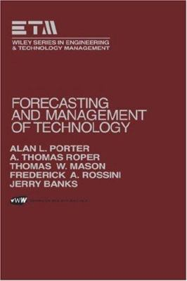 Forecasting and Management of Technology 9780471512233