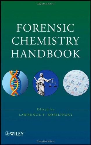 Forensic Chemistry Handbook 9780471739548