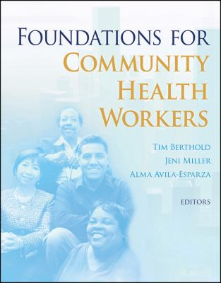 Foundations for Community Health Workers 9780470179970