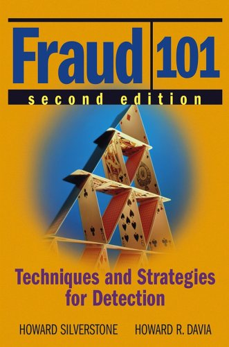 Fraud 101: Techniques and Strategies for Detection 9780471721123